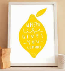 27 Ways To Decorate Your Home With Fruit Print