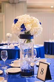 Royal Blue And Silver Bathroom Decor by 25 Breathtaking Wedding Centerpieces In 2017 Wedding