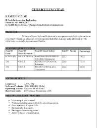Fresher Resumes Format Collection Of Solutions Resume Rh Amere Info Btech Mechanical Engineering Pdf For