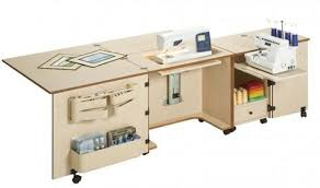 Sewing Cabinet Plans Build by Sewing Machine Serger Tables And Cabinets 1050q Dual 810q U0026500