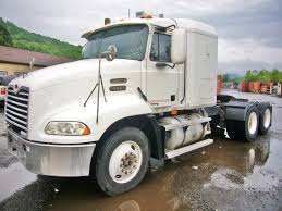 2002 Mack CX613 Tandem Axle Sleeper Cab Tractor For Sale By Arthur ...