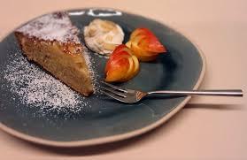 apfel vanille kuchen mit whey protein melasan sport