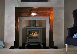 Buy Online Original 1920s 1930s Solid Oak Fireplace Surround