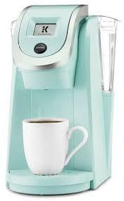KeurigR 20 K200 Coffee Maker Brewing System Love The Designer Color Of