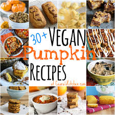 Detoxinista Pumpkin Bars by Over 30 Vegan Pumpkin Recipes That Will Make You Fall In Love With