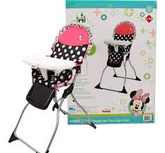 Disney Baby Minnie Mouse Coral Flowers Fast Pack High Chair Disney Mini Saucer Chair Minnie Mouse Best High 2019 Baby For Sale Reviews Upholstered 20 Awesome Design Graco Seat Cushion Table Snug Fit Folding Bouncer Polka Dots Simple Fold Plus Dot Fun Rocking Chair I Have An Old The First Years Helping Hands Feeding And Activity Booster 2in1 Fniture Cute Chairs At Walmart For Your Mulfunctional Diaper Bag Portable