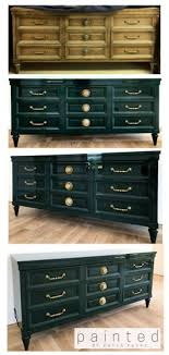 Dresser Transformed with Amy Howard s e Step Paint