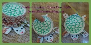 I Came Up With This Activity While Fiddling Cut Pieces Of Paper Cup My Daughter Was Making Something Else Which Will Share You In