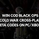 Win Call of Duty Black Ops Cold War cross-play beta codes on PC, Xbox One!