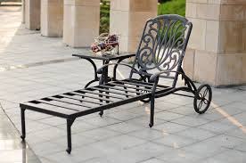 China Cast Aluminum Nassau Chaise Lounge 3PC Set With End ... Fniture Incredible Wrought Iron Chaise Lounge With Simple The Herve Collection All Welded Cast Alinum Double Landgrave Classics Woodard Outdoor Patio Porch Settee Exterior Cozy Wooden And Metal Material For Lowes Provance Summer China Nassau 3pc Set With End Nice Home Briarwood 400070 Cevedra Sheldon Walnut Cane Rolling Chair C 1876