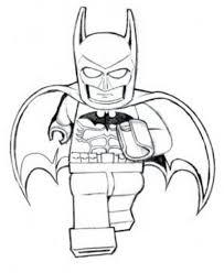 Fancy Plush Design Batman Color Page Good Coloring Pages Lego With
