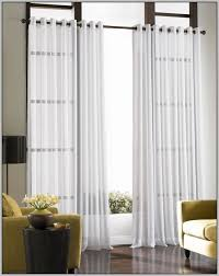 tension curtain rods extra long curtain ideas home blog