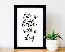 Fresh Dog Sayings Wall Art 94 For Your Wire Flower With