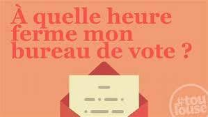 horaires bureaux de vote horaire bureau vote 100 images rappel de l horaire des bureaux