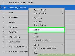 How To Use Itunes Music As Ringtone Iphone 4s