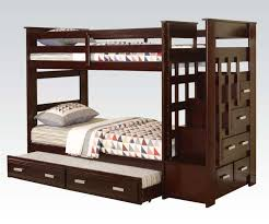 Sears Trundle Bed by Twin Bunk Beds With Trundle For Adults Choosing Twin Bunk Beds