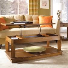 interior cheerful light brown finished oak wood chair side end