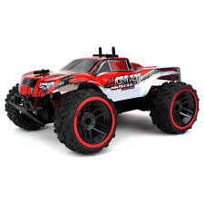 100 Rc Truck With Plow Shop Velocity Toys Buggy Crazy Muscle Remote Control RC Truggy