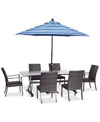 Macys Patio Dining Sets by Savannah Outdoor Dining Collection Created For Macy U0027s Outdoor