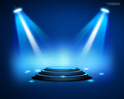 Preview Stage Lighting Background With Spot Light Effects