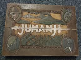 Jumanji Board Game Replica By FortuneandGlory