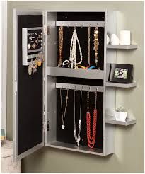 Armoire : Wall Mount Jewelry Armoire Qvc Amazoncom Mirrored ... Wall Mount Jewelry Armoire Kohls Home Decators Collection Oxford Storage Behind Door Storage Cabinet With Full Length Mirror Awesome Of Plaza Astoria Over The Cool Acme Fniture Otis Plus Mirrotek Caymancode Amazoncom Mounted Haing Closet Best 25 Jewelry Armoire Ideas On Pinterest Interior Door Faedaworkscom Ideas Songmics Lockable With Frameless Mirror Large Bathroom Belham Living Looking Window Hayneedle Modern Solid Oak Shaker Cheval Cc White