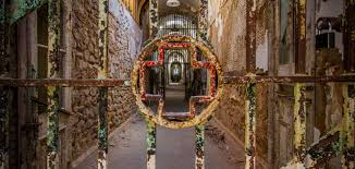 Eastern State Penitentiary Halloween by Long Abandoned Medical Wing Opens To The Public Eastern State