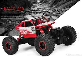 100 Rock Crawler Rc Trucks RC Car 24GHz Rally Car 4WD Truck 118 Scale Off Road