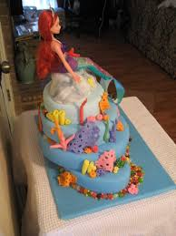 Ariel CakeCentral