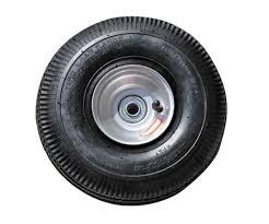Milwaukee Hand Trucks 3339 Steel Pneumatic Tire, 10