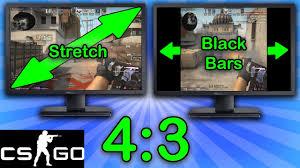 100 Resolution 4 CSGO 3 Tutorial Stretched Black Bars
