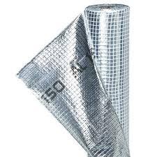 Roof Foil Aluminium Coated Underlay Sheet Roofing Membrane Formliner 15m X 40m