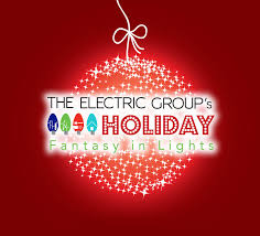 The Electric Group presents Holiday Fantasy in Lights