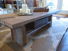 Coffee Tables Reclaimed Wood And Metal Table Barnwood Living Room Furniture Timber Rustic Console