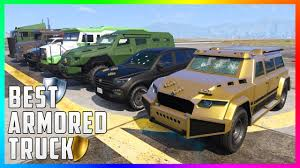100 Armored Truck GTA 5 Which Is The Best In GTA Online Insurgent