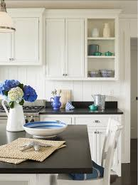 Kitchen Decor Ideas With Blue White KitchenDecor