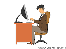 bureau clipart clipart travail bureau clipart station
