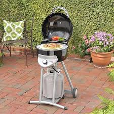 char broil patio bistro 240 tru infared compact gas grill black