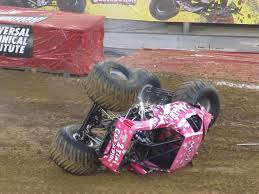 Hillary Chybinski: Monster Trucks. . .Not Just For Boys