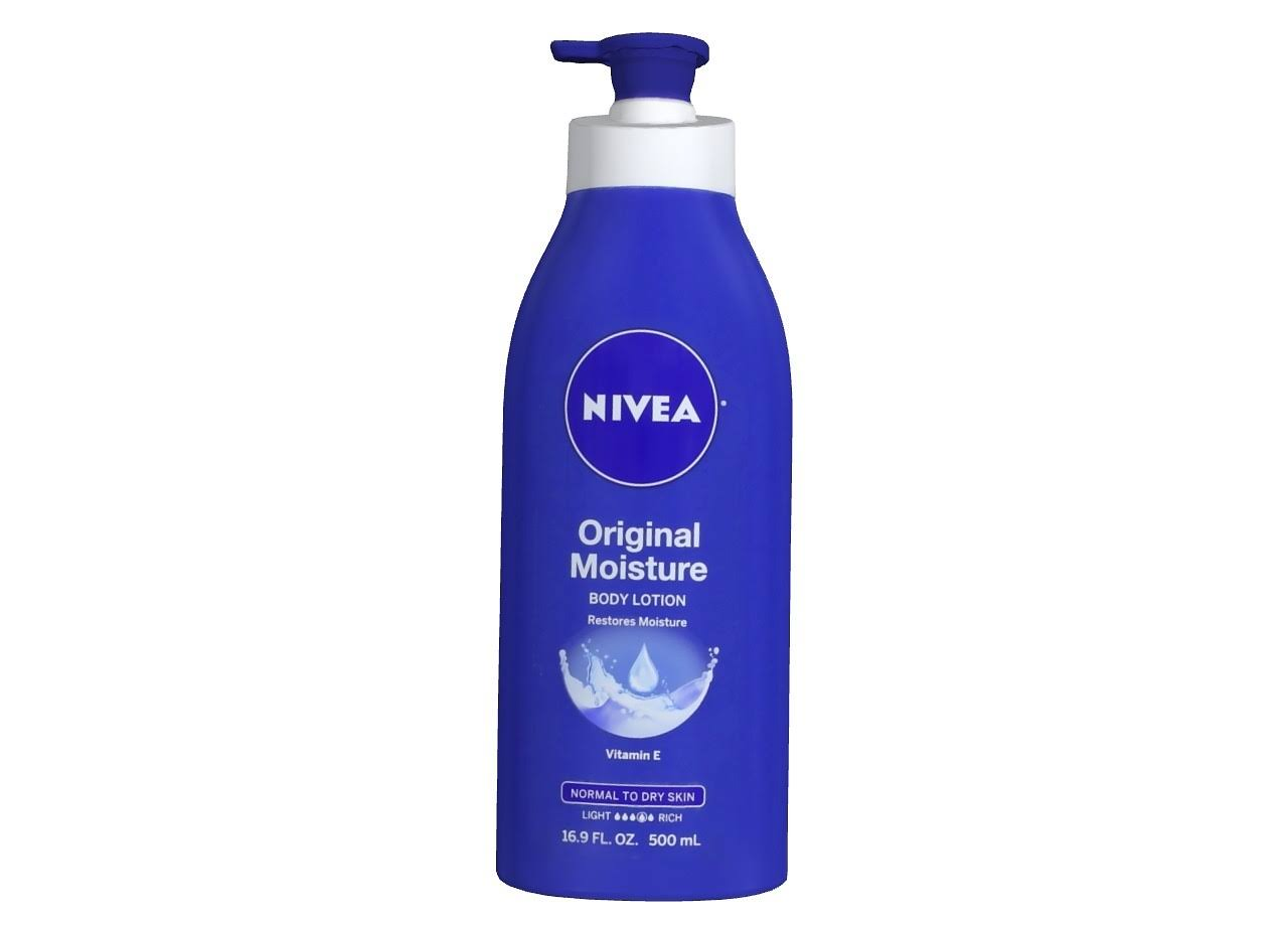 Nivea Original Daily Moisture Body Lotion - 16.9oz