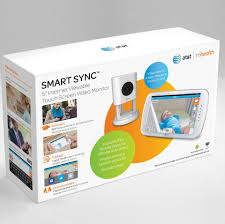 Baby Dressers At Walmart by At U0026t Smart Sync 5 Inch Internet Viewable Touch Screen Video