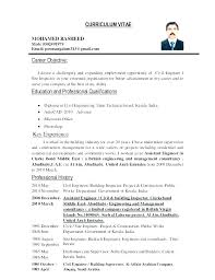Example Secretary Resume Objective For