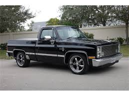 1987 Chevrolet C10 For Sale | ClassicCars.com | CC-1088199 Are You Fast And Furious Enough To Buy This 67 Chevy C10 Truck 1982 Black Widow Photo Image Gallery 1967 Harry W Lmc Life The Nationals Week To Wicked Squarebody Finale Norris Is Back Hot Rod Network Eric Wins Goodguys Giveaway Design Contest Carbuff 1966 Custom Pickup In Pristine Shape Classic Bangshiftcom 1964 Chevrolet Perfect Patina Shop Pin By Ronald Nichols On Trucks 6772 Pinterest Trucks 48 Interesting Autostrach C10trucks Hashtag Twitter