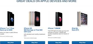 Best Buy Discounts iPad Air 2 by $75 fers Deals on iPhone 7 and
