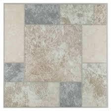 Peel And Stick Carpet Tiles Cheap by Nexus Black With White Vein Marble 12x12 Self Adhesive Vinyl Floor