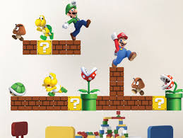 Super Mario Question Block Lamp Uk by Super Mario Decals Mario Decals Game Room Vintage Nintendo