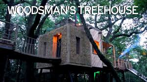 100 Tree Houses With Hot Tubs Incredible Treehouse Complete With Wifi A Woodfired Pizza Oven