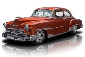 Chevy Trucks Graphics Genuine 1951 Chevrolet Styleline Types Of 1951 ...