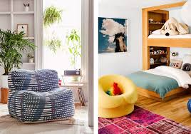 Via Urban Outfitters Architectural Digest Bean Bag Chair