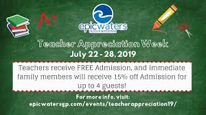 Teacher Appreciation Week! – Epic Waters GP Become A Founding Member Jointheepic Grand Fun Gp Epicwatersgp Epicwatersgp Twitter Splash Kingdom Canton Tx Seek The Matthew 633 59 Off Erics Aling Discount Codes Vouchers For October 2019 On Dont Let Cold Keep You Away How To Save 100 On Your Year End Holiday Hong Kong Klook Island Lake Triathlon Epic Races Weboost Drive 4gx Marine Essentials Kit 470510m Wisconsin Dells Attraction Plus Coupon Code Enjoy Our First Commercial We Cant Waters Indoor Waterpark